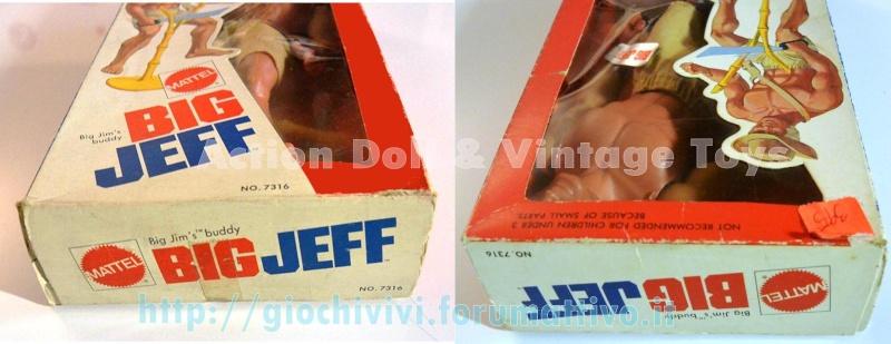 Big Jeff No. 7316  - Prima versione SCATOLA LARGA 0328