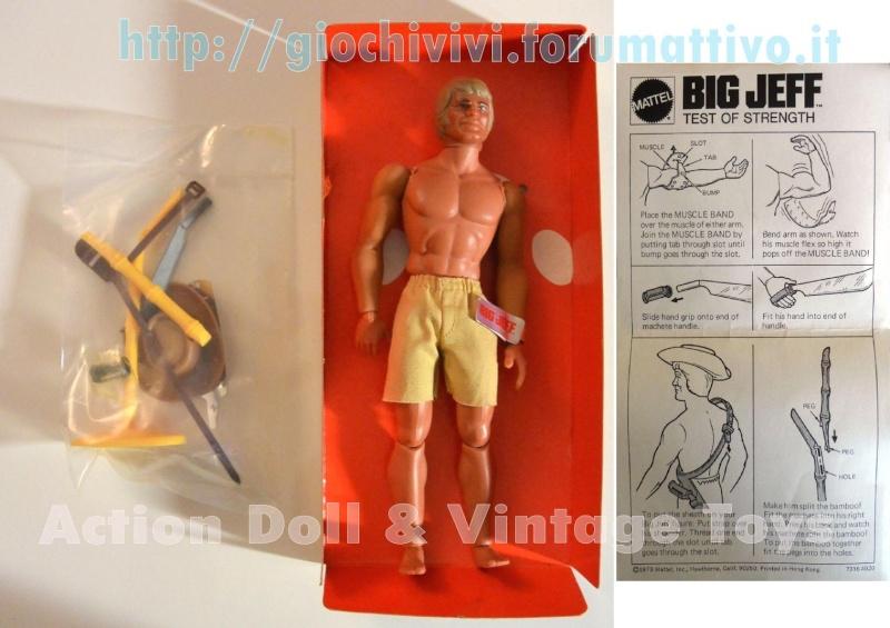 Big Jeff No. 7316  - Prima versione SCATOLA LARGA 0424