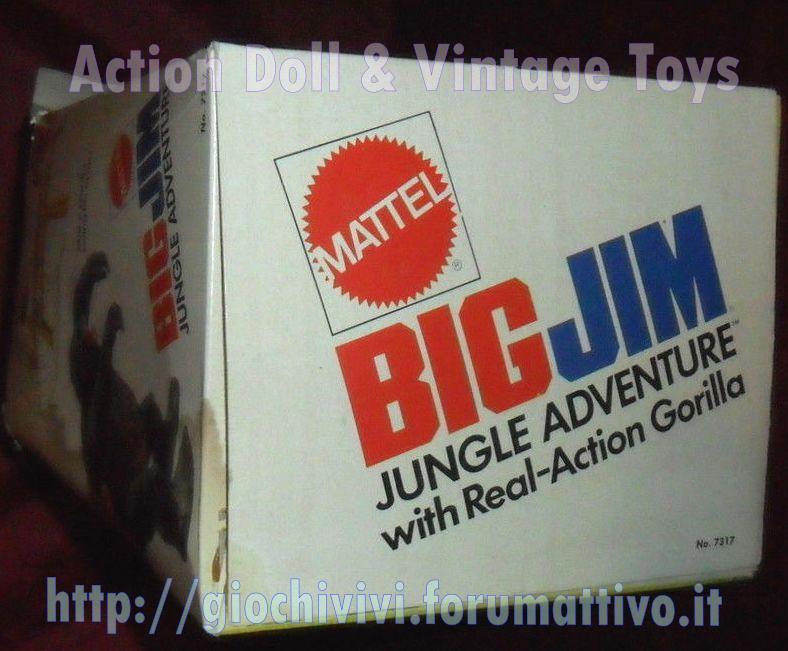 JUNGLE ADVENTURE/ CACCIA AL GORILLA No. 7317 0425