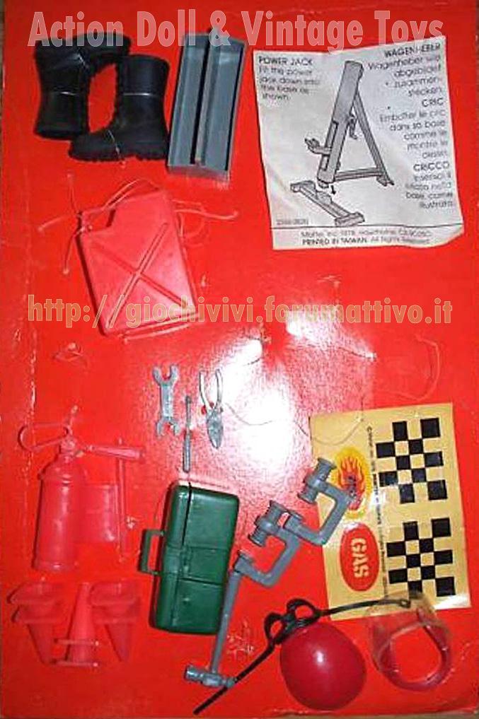 Adventure Gear - Asst. No.9924  - Attrezzatura meccanico corse No. 2250 2250_011