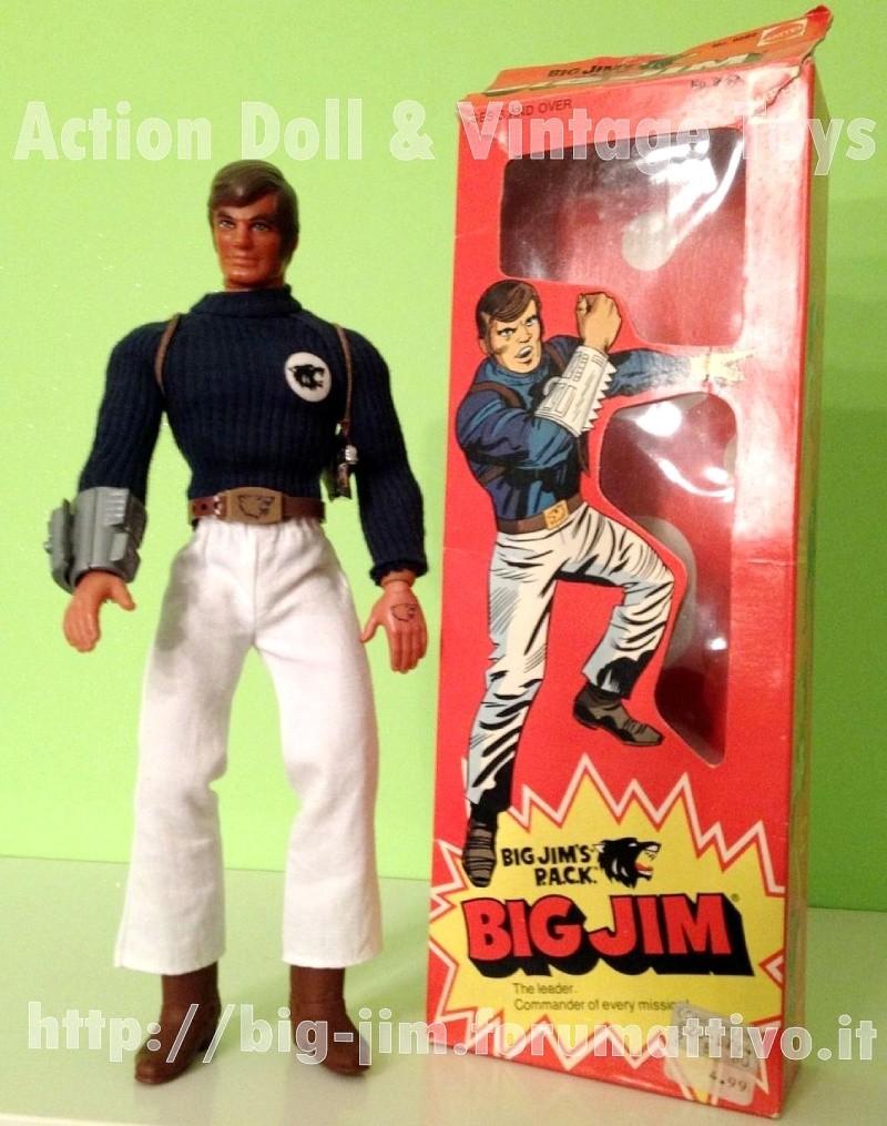 BIG JIM THE LEADER P.A.C.K.  No. 9092 Cat_ff12