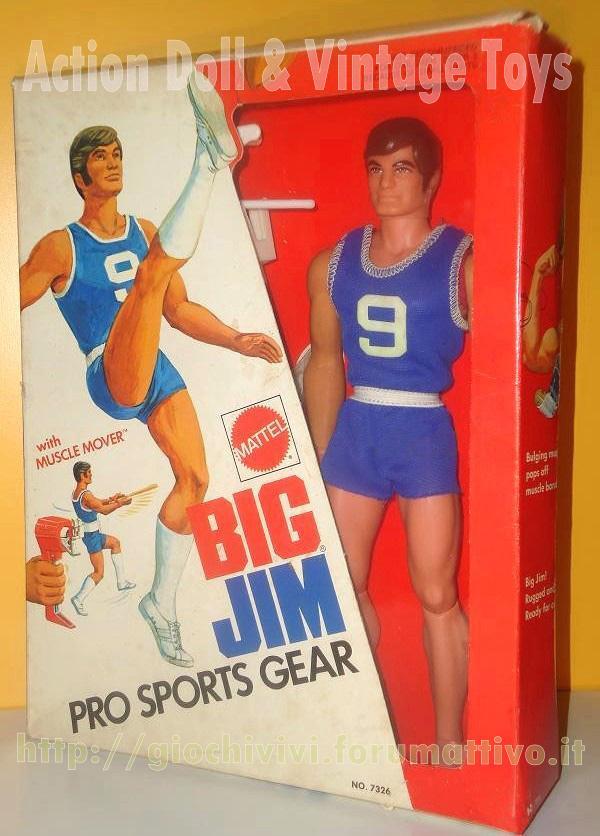 Big Jim pro Sport gear No. 7326 Pro_0110