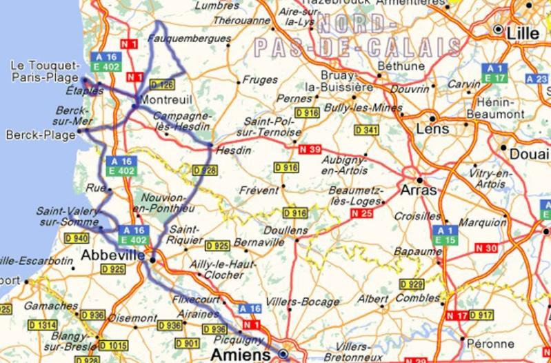 Balade dans la Somme 19, 20 et 21 Avril 2014  Carte110
