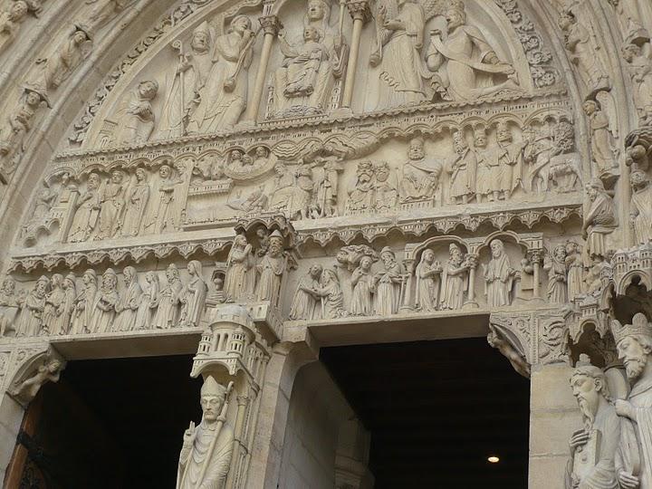Balade dans le Paris Historique et insolite 28 Septembre N_dame10