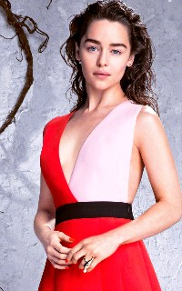 Emilia Clarke avatars 200x320 pixels 6110