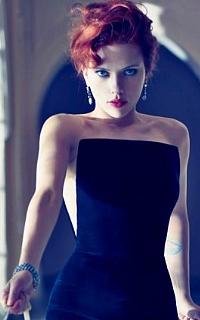 Scarlett Johansson #020 avatars 200*320 pixels 7910