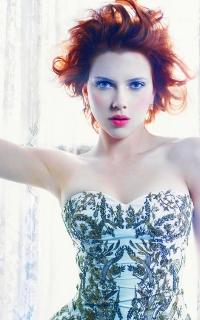 Scarlett Johansson #020 avatars 200*320 pixels 8110