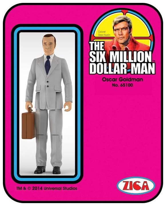 Zica Toys  'Six Million Dollar Man'  10003410