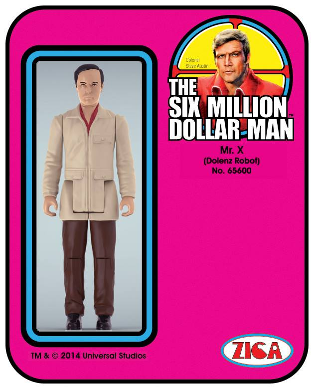 Zica Toys  'Six Million Dollar Man'  10168910
