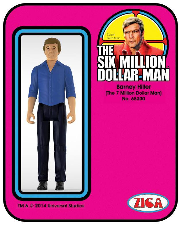 Zica Toys  'Six Million Dollar Man'  7mdoll10