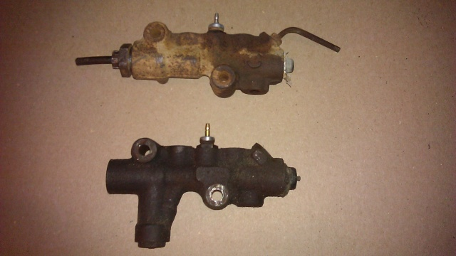 Proportioning valve questions Brakep10