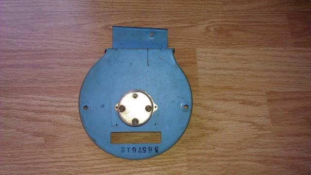 Dead tach - filter? Tachga11