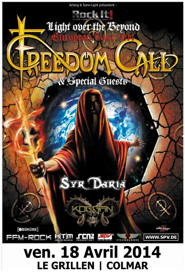 FREEDOM CALL,  le 18 Avril 2014 COLMAR 02-fre10