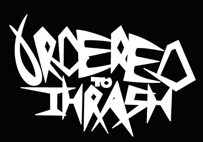 ORDERED TO THRASH  Odered10