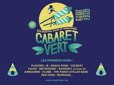 FESTIVAL CABARET VERT | 21/22/23/24 AOÛT 2014 | Charleville-Mézières (08) Cabare10