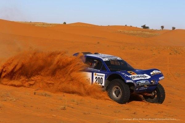 L'Africa Eco Race - le vrai Dakar 0111-110