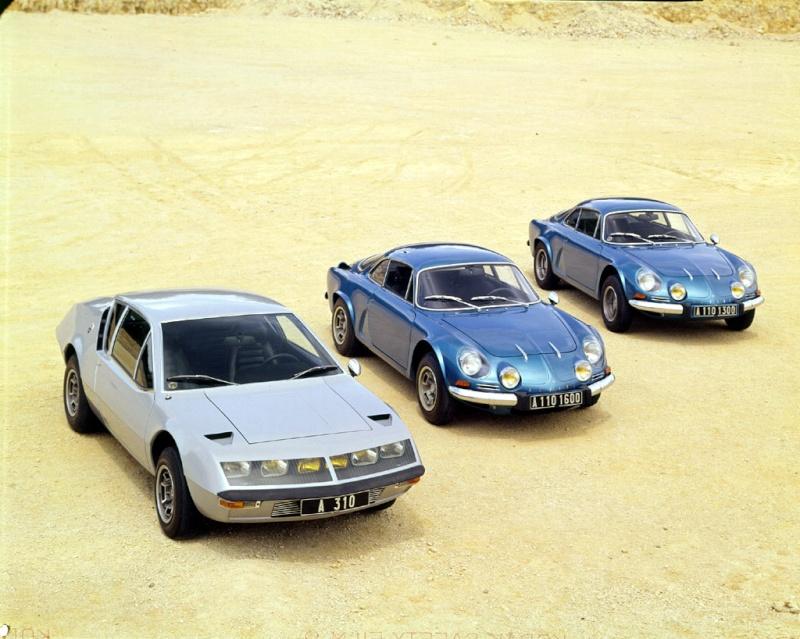 La ou les autos de tourisme qui vous font rêver Alpine11