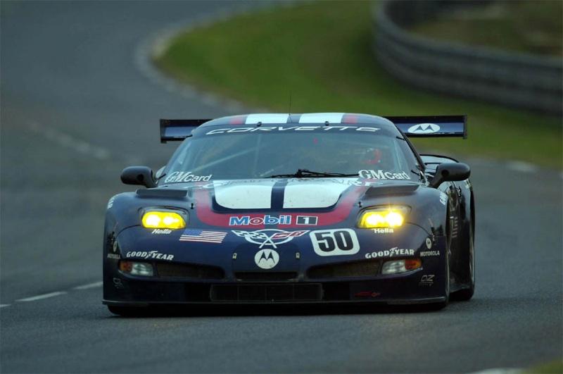 Les Corvette de l'endurance Chevro11