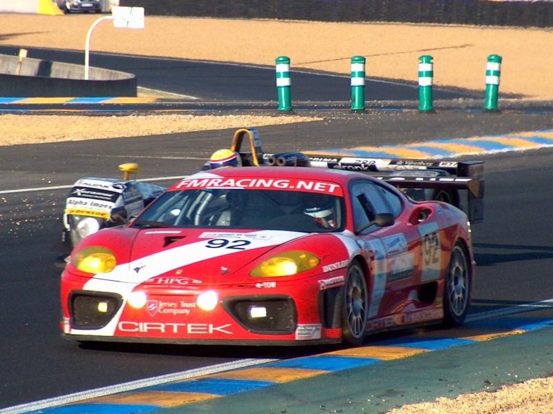 Les grandes Ferrari de l'endurance. Im328710