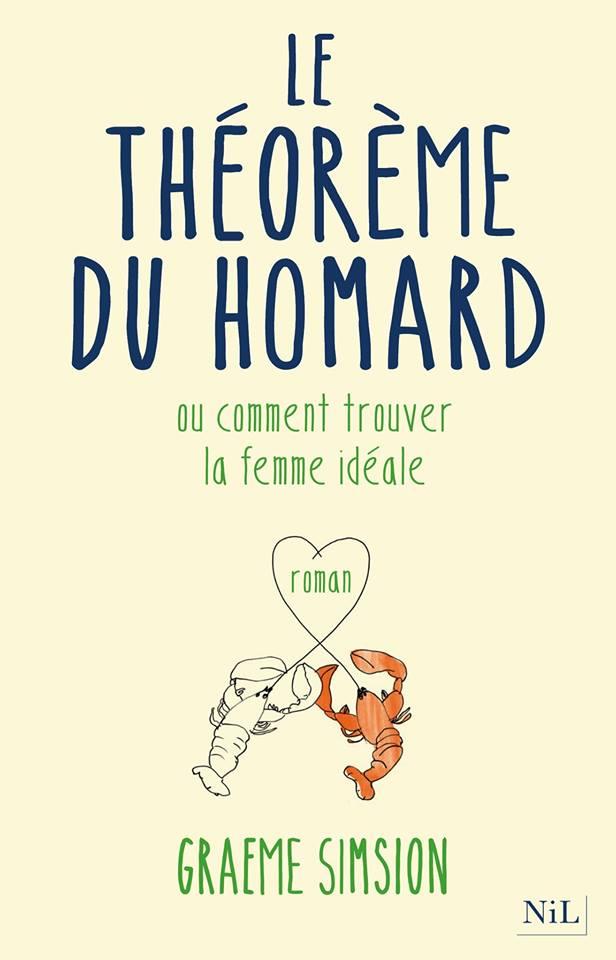 SIMSION Graeme - Le Théorème du Homard 19014810