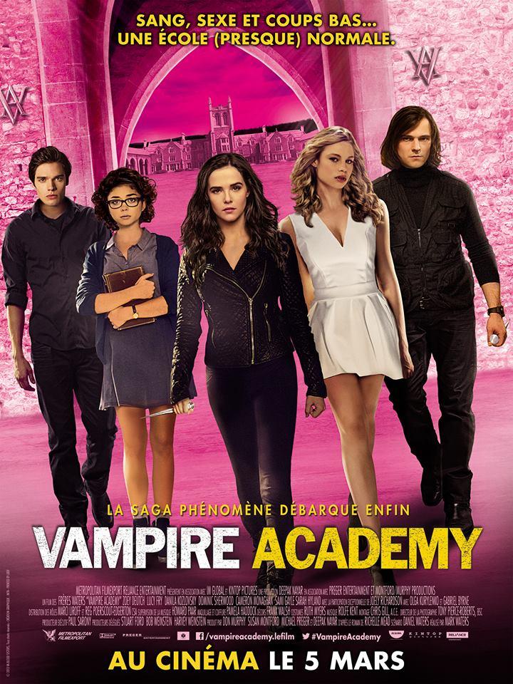 Vampire Academy : Blood Sisters  19117910