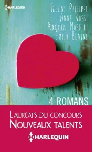 PHILIPPE Hélène, ROSSI Anne, MORELLI Angéla, BALINE Emilie - 4 romans lauréats du concours Nouveaux Talents 4_roma10