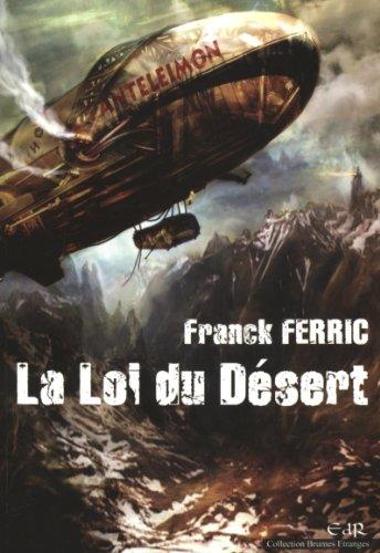 FERRIC Franck - La Loi du Désert 51lare10