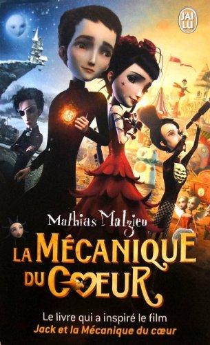 MALZIEU Mathias - La mécanique du coeur 51umk310