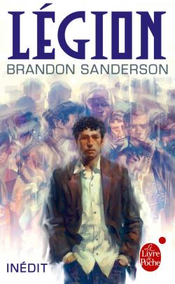 SANDERSON Brandon - Légion 97822510
