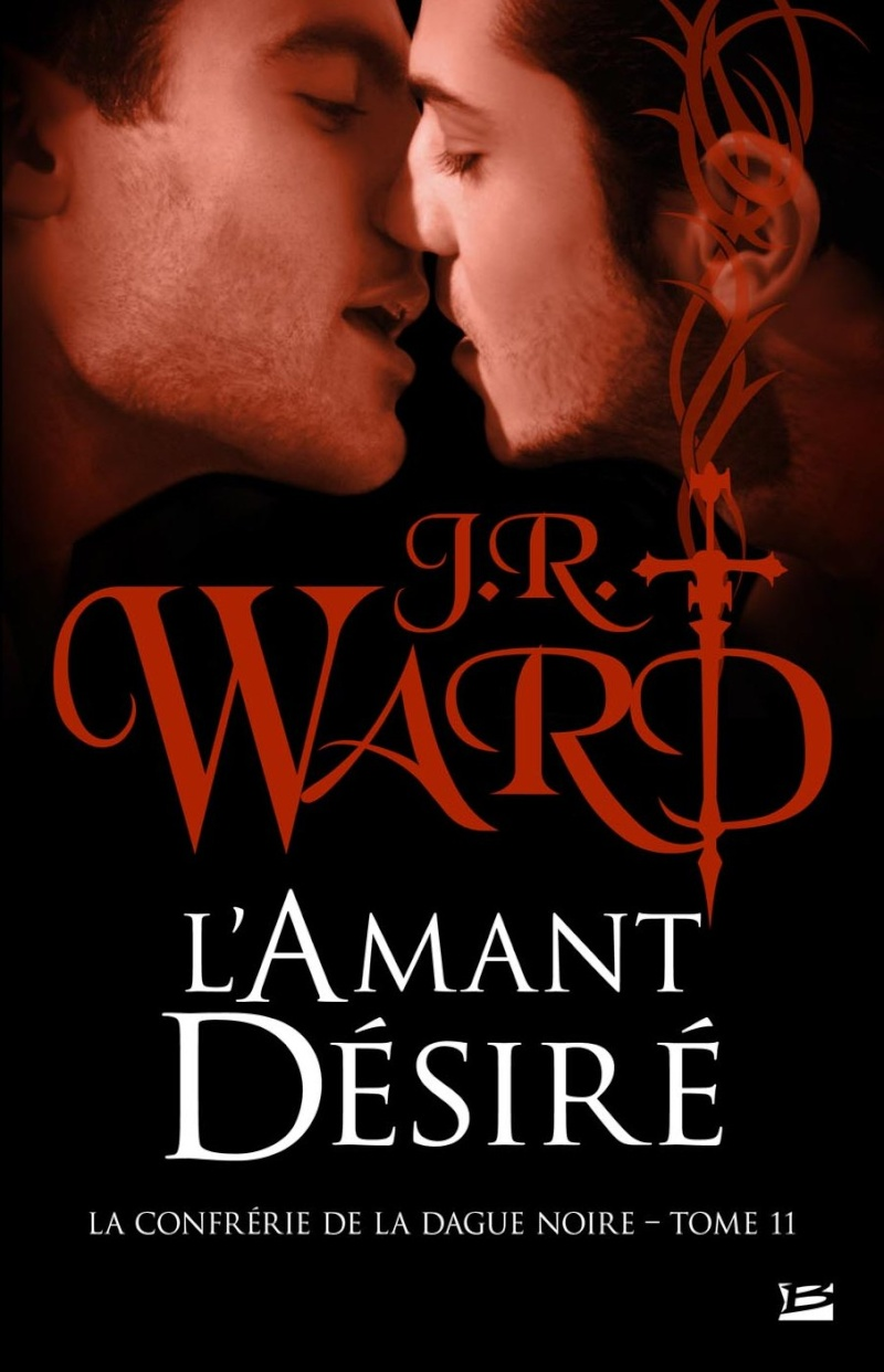 WARD JR - LA CONFRERIE DE LA DAGUE NOIRE - Tome 11 : Lover at Last Couv_a12