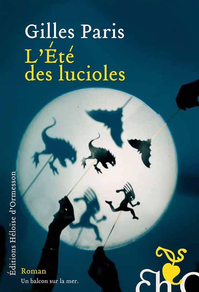 PARIS Gilles - L'été des Lucioles Cvt_le11