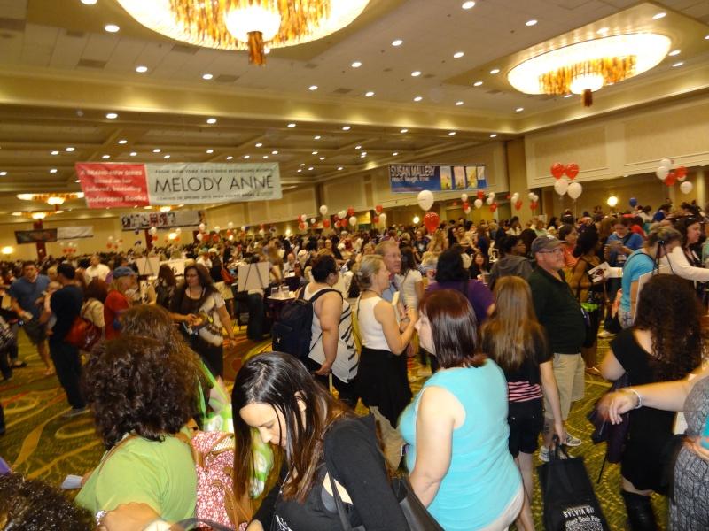 La Romantic Times Convention - Nouvelle Orléans, mai 2014 Dsc00414