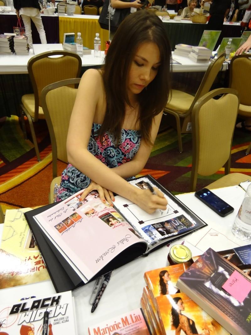 La Romantic Times Convention - Nouvelle Orléans, mai 2014 Dsc00615