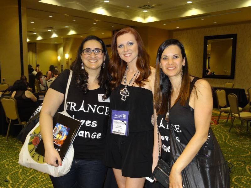 La Romantic Times Convention - Nouvelle Orléans, mai 2014 Dsc00724