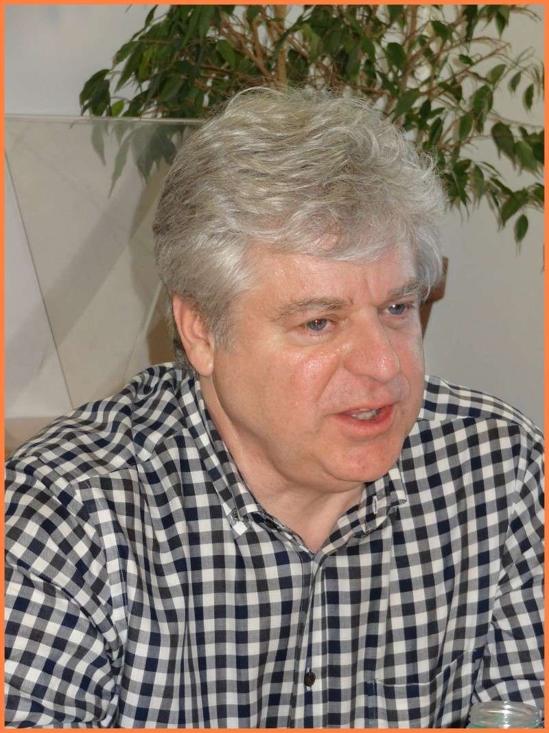 Rencontre avec Linwood BARCLAY - Paris 5 mai 2014 Dsc09912