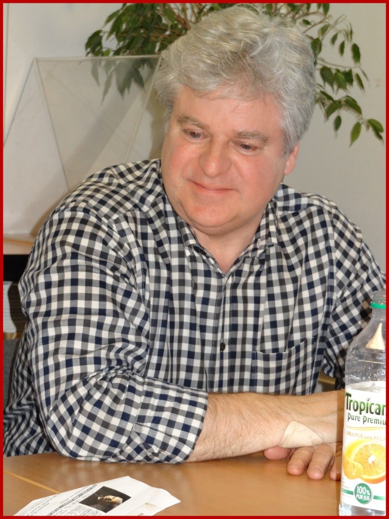 Rencontre avec Linwood BARCLAY - Paris 5 mai 2014 Dsc09915