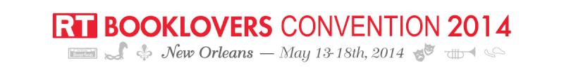 La Romantic Times Convention - Nouvelle Orléans, mai 2014 Logo10