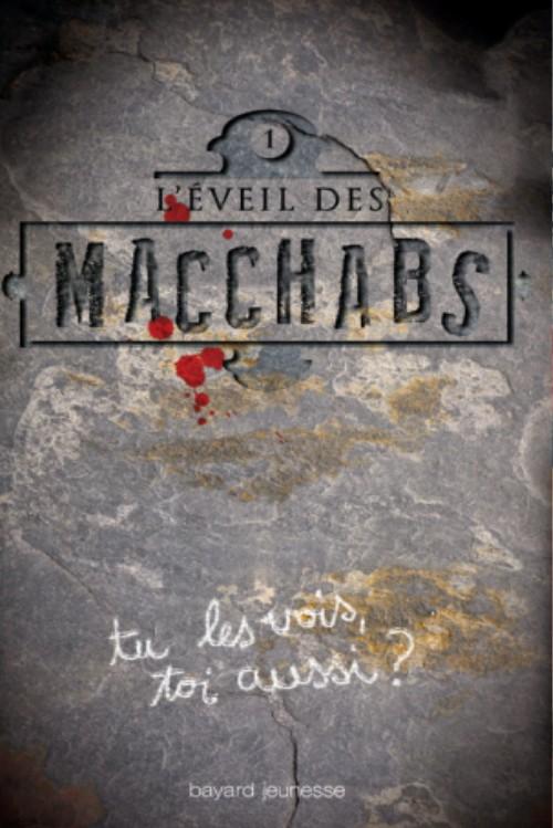 DRAGO Ty - L'Éveil des Macchabs - Tome 1 Maccha10