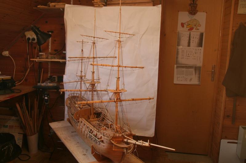 Aurore  navire négrier de J.Boudriot ech:1/36  - Page 4 00111