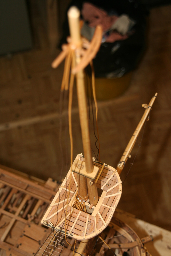 Aurore  navire négrier de J.Boudriot ech:1/36  - Page 3 001_3b10