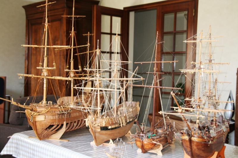 Aurore  navire négrier de J.Boudriot ech:1/36  - Page 4 001b24