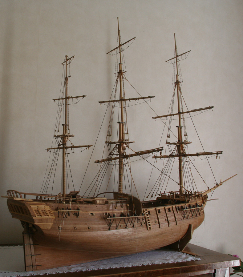 Aurore  navire négrier de J.Boudriot ech:1/36  - Page 5 002b_10