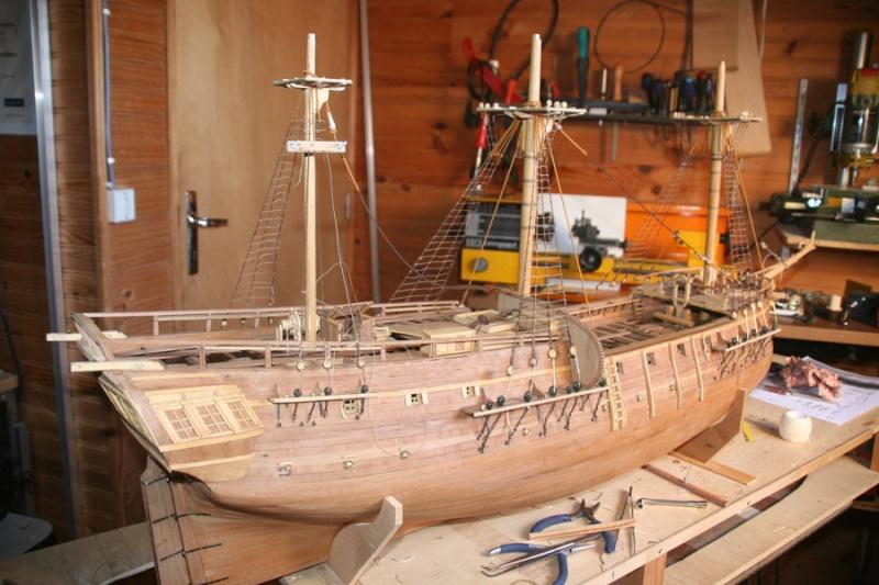 Aurore  navire négrier de J.Boudriot ech:1/36 - Page 40 005b14