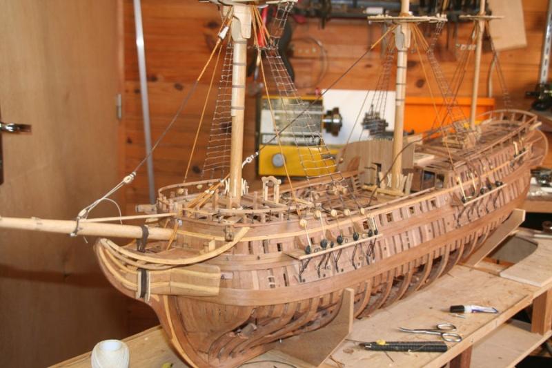 Aurore  navire négrier de J.Boudriot ech:1/36 - Page 40 007b15