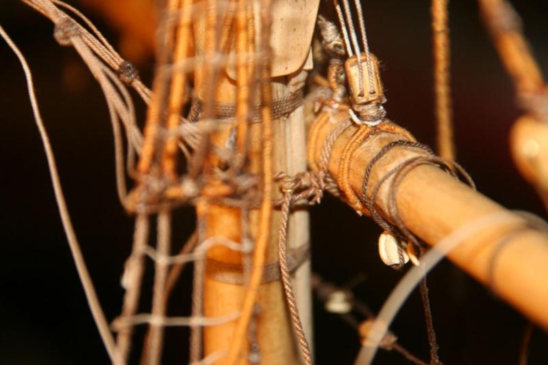 Aurore  navire négrier de J.Boudriot ech:1/36  009b16