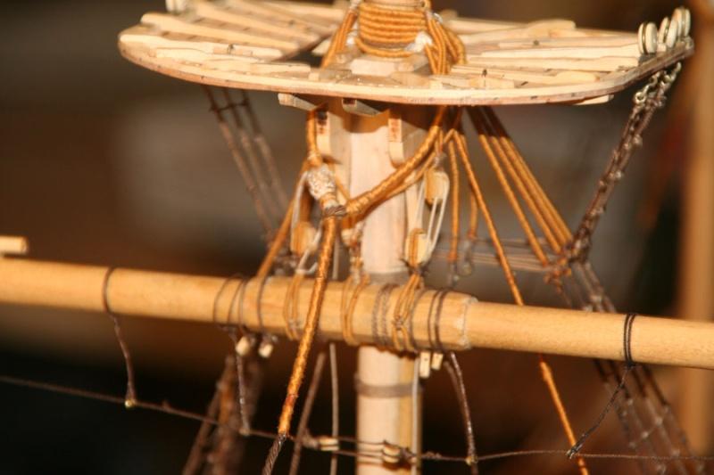 Aurore  navire négrier de J.Boudriot ech:1/36  012b14