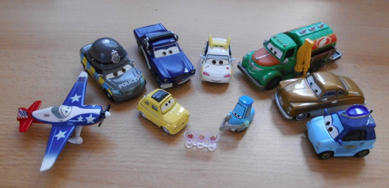 Mes petites Cars ! by nascar_vd - Page 24 Woc710