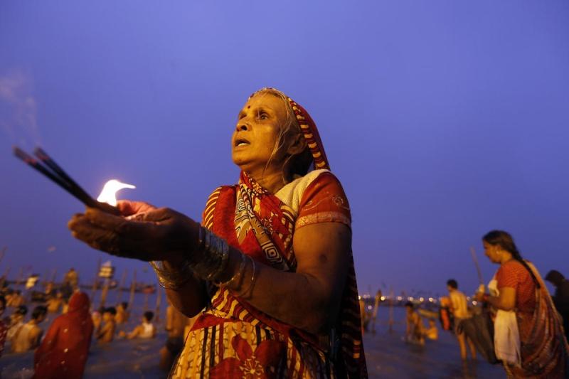 """Kumbh Mela"" (Pitcher Festival) - Page 3 A7340710"