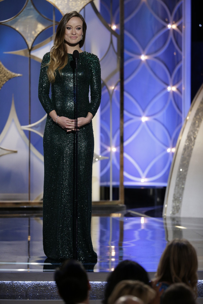 Golden Globe Awards - Page 11 Olivia11