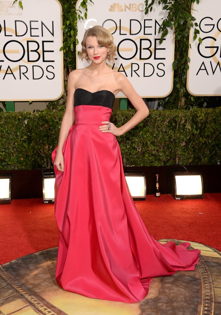 Golden Globe Awards - Page 11 Taylor16